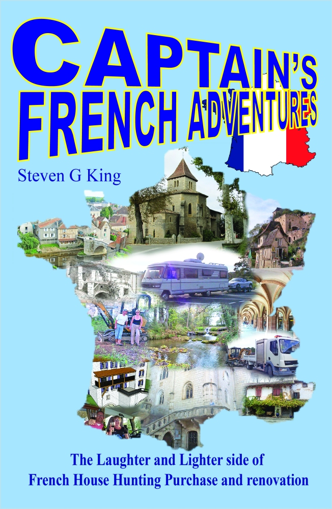 Captain's French Adventures!